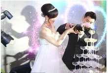 China P4 indoor led display for wedding