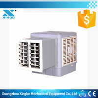 canton fair booth no.2.1Y.63 swamp cooler ducting