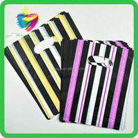 Yiwu China custom printed wholesale polythene shopping bags