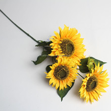 Good quality artificial flowers near natural artificial sunflowers wholesale
