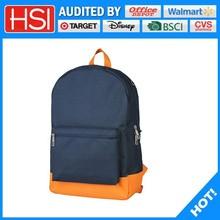audited factory wholesale price top seller pvc school bag