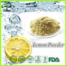 Capim limão em pó sabor limão em pó