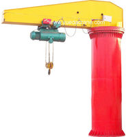 BZD Model 20 ton swing crane