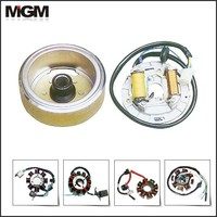 OEM High Quality AX100 Motorcycle rotor and stator/motor rotor stator/stator and rotor lamination