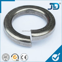 Brass/Stainless DIN 127 Single Coil Lock Washer