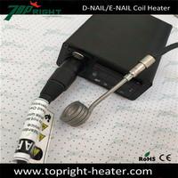 Newest electric coil heater enail box for titanium nail