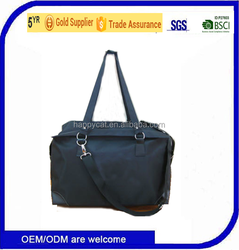 Fashion Microfiber Duffle Bag With Straps