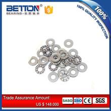 4*10*4 mm Miniature Thrust Ball Bearings F4-10 Mini Thrust Bearings