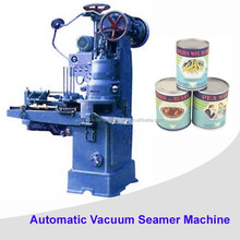Automatic tin can sealer machine