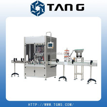 380v 3 phase anti-rust oil bottle filling capping machine