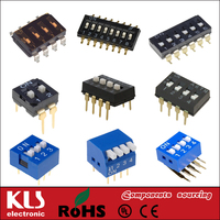 Good quality dip switch remote control UL VDE CSA CE ROHS 213 KLS