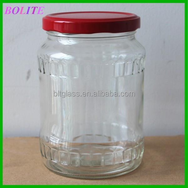720ml Glass Pickle Jars