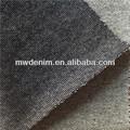 negro hilado teñido de tejidos de mezclilla tela uniqlo hecho venta al por mayor en china