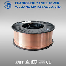 CO2 gas shielded 70s-6 copper-coated SG2 welding wire EM12K manufacture