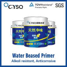 water based metallized coating primer
