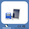 diy solar panel kits for lighting system and charging phone