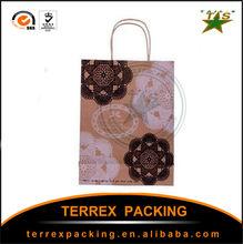 Custom kraft paper bag packaging