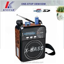 FP-1322U mp3 player FM/AM/SW 3 band radio, Portable radio