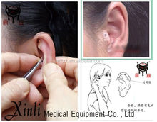 2015 China reuseable ear needles/plaster vaccaria ear seeds