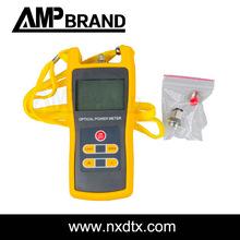 For SC/FC/ST Connectors fiber optic tester,optical power meter