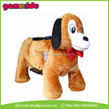 AT0612 ride on toy ride on toy horse for kid and adult plush walking horse toy