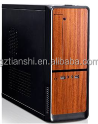 High quality Desktop Mini-ITX computer case/mini itx aluminum case