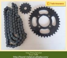High Quality Motorcycle Chain & Chainwheel