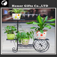 2015 Hot sale Flower Arranging Iron Flower Stand Cast Iron Flower Stands
