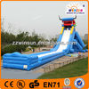 commercial grade gaint inflatable dragon slide