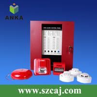 new technology ANKA 16 zones safety equipment fire alarm control panel AJ-1016