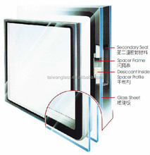 Insulated/Insulating Glass price, Double Glazing Glass units for Buildings