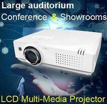 Full HD 1920*1200 pixels high brightness Education, business, works in an ultra-practical multi-purpose projector