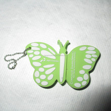 Butterfly PVCusb flash drive
