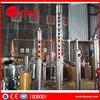 High alcohol spirits coppers vodka alcohol distillation equipment