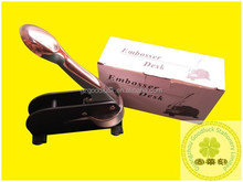 Architect Long reach desk seal stamp/Nortary embossing seals