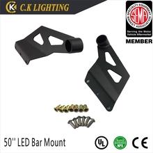 02-08 led light bar roof mount brackets Dodge Ram 1500