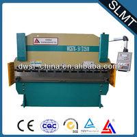 Steel press brake WC67K-100T/3200 CNC door frame bending machine