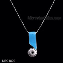 Wholesale Alibaba Costume Jewellry Necklace Snap Press Button Jewelry