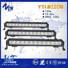 High Intensity 23Inch 120W led Light Bar lighting system auto part led light