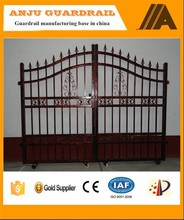 Direct Factory Price Different Steel Gate Designs With A Series Of Sizes AJ-GATE001