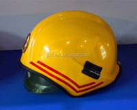 Best fireman equipment for firefighters China fire helmets from factory