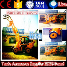 ZSZG China wheel loader price and electric start easy operation ZL-932