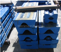 Mining Machinery Parts, Wear-Resistant Blow Bar, jaw plate
