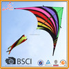 Weifang kite, Big Delta Kite with windsocks from Kite factory