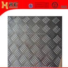 5052 H14 thickness 8mm aluminum sheet checkered factory