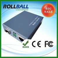 good price 10/100 fiber to ethernet rj 45 ports switch