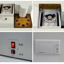 Hzsz-1 automático de aceite del transformador acidez probador valor