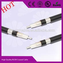 os cabos de comunicação utilizado para celular e rádio antena alimentação do solo antena de estação base jumper