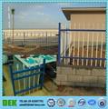 tubo galvanizado balcón cubierta de seguridad valla