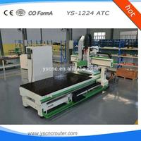 ATC computer controlled wood carving machine cmc woodworking machinery with high quality